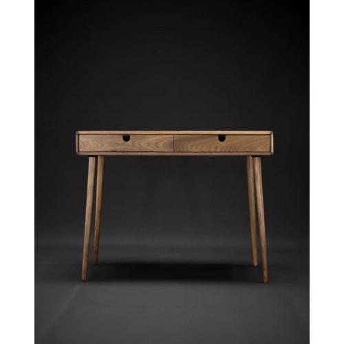 Стол из массива ореха в стиле модерн (1048)-1