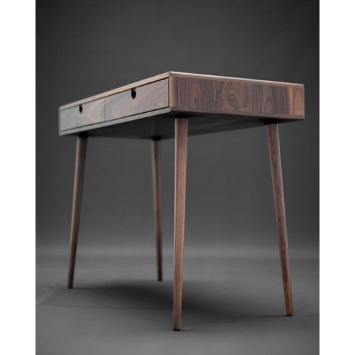 Стол из массива ореха в стиле модерн (1048)