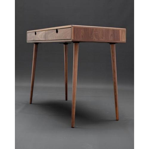 Стол из массива ореха в стиле модерн (1048)-2