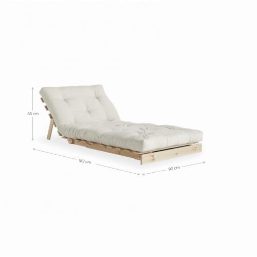 Диван Клевер (трансформер шезлонг, кровать) -1