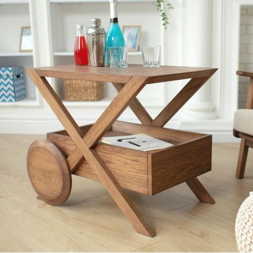 Кофейный столик  из массива 1052-2