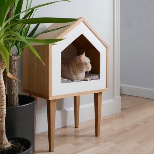 Домик для домашней кошки (1013)
