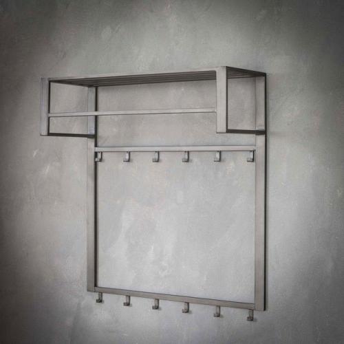 Вешалка для одежды в стиле лофт (1025)
