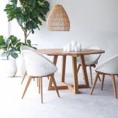Обеденный стол из массива (1036)
