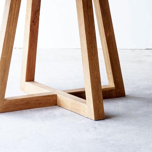 Обеденный стол из массива дерева (1036)-1