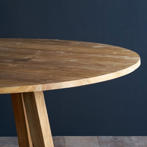 Обеденный стол из массива дерева (1036)-2