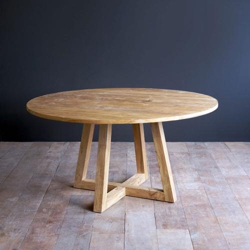 Обеденный стол из массива дерева (1036)-5