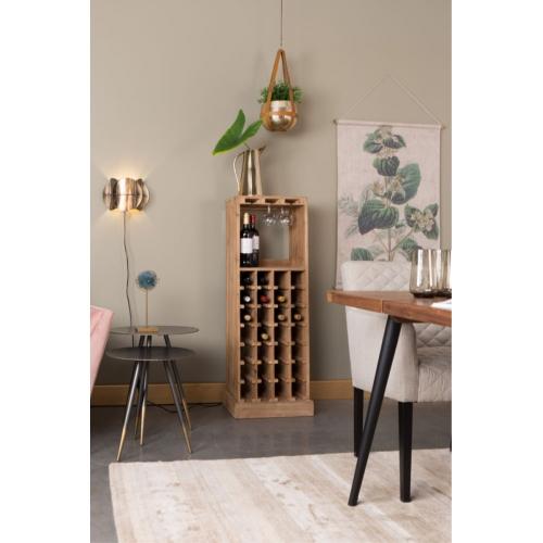 Стеллаж, шкаф для вина (1039)-1