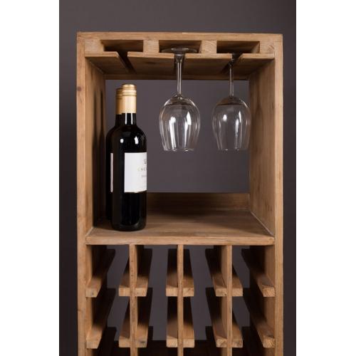Стеллаж, шкаф для вина (1039)-2