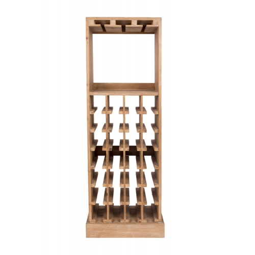 Стеллаж, шкаф для вина (1039)-3