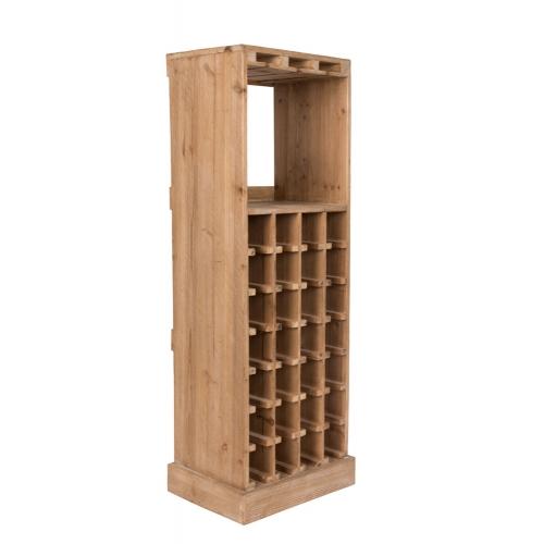 Стеллаж, шкаф для вина (1039)-4